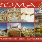 AN EXPENSIVE POSTCARD FROM ROME