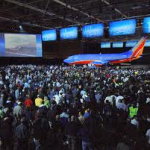 SOUTHWEST STUNS INDUSTRY WITH NEW BOEING ORDER