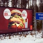 SWEDEN PROUD OF THE FACT THAT A BIG MAC IS ONLY $9.08