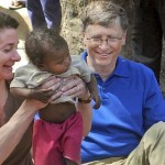 POOR COUNTRIES WILL NOT STAY POOR BEYOND 2035 SAYS GATES
