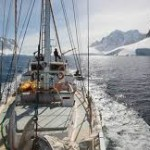 SAILING NOT CRUISING ANTARCTICA WOULD BE COOL