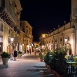 A LETTER FROM SICILY: SEARCHING FOR PIZZA AND THE MAFIA