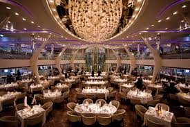 Royal Caribbean Dining Room