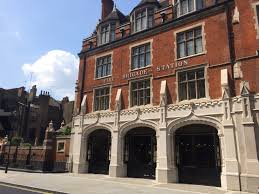 Chiltern Firehouse BX