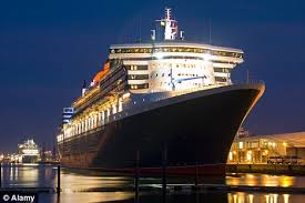 Queen Mary 2 BX