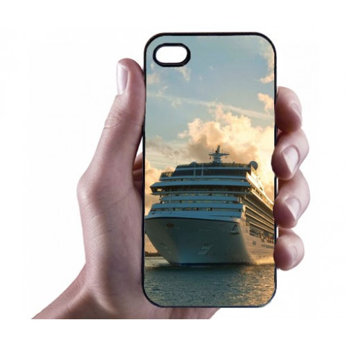 iPhone5 - Cruise Ship on Ocean -  CX
