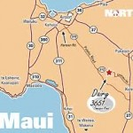MAUI-BOUND FAMILY WANTS TO HEAD INLAND