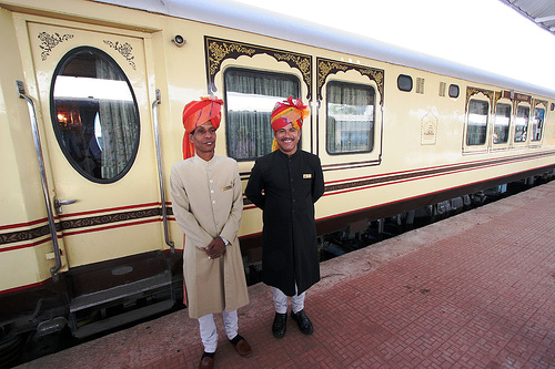 India Palace-On-Wheels