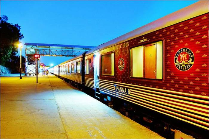 India The-Maharajas-Express