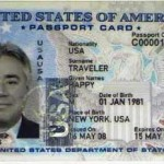 CAN WE USE A PASSPORT CARD IN PLACE OF A PASSPORT?