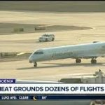 FLYING NEXT SUMMER IN JULY: IS HEAT AN ISSUE WITH PLANES?